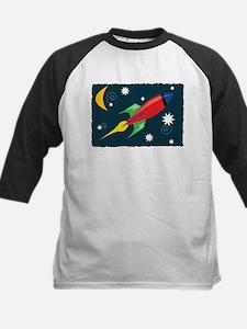 Rocket Ship Baseball Jersey