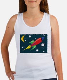 Rocket Ship Tank Top