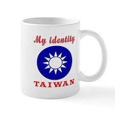 My Identity Taiwan Mug
