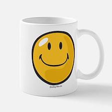 smug smiley Mug