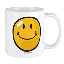 smug smiley Small Mug