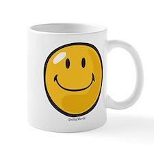 smug smiley Small Mug