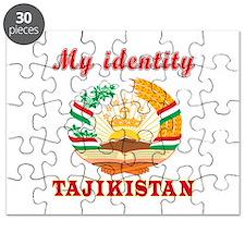 My Identity Tajikistan Puzzle