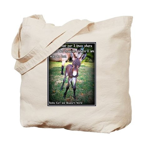 Lost Your Ass? Tote Bag