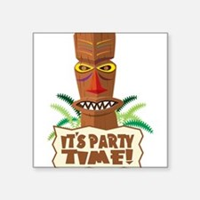 Its Party Time! Sticker