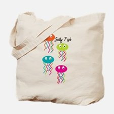 Jelly Fish Tote Bag