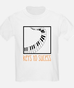 Keys To Sucess T-Shirt