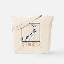 Keys To Sucess Tote Bag
