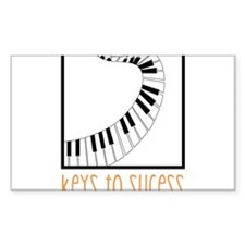 Keys To Sucess Decal
