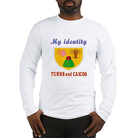 My Identity Turks and Caicos Long Sleeve T-Shirt