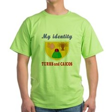 My Identity Turks and Caicos T-Shirt