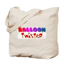 Balloon Twister Tote Bag