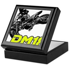 Dm18bike Keepsake Box