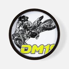 Dm18bike Wall Clock