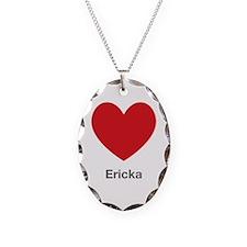 Ericka Big Heart Necklace