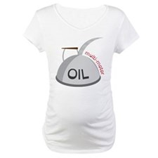 Motor Oil Can Shirt
