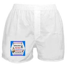 Work We Want To Boxer Shorts