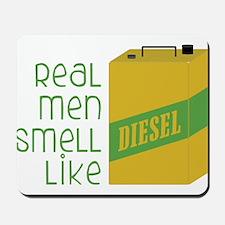 Diesel Can Mousepad