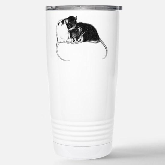 Truckle and Hamish Travel Mug