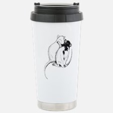 Rat Hug Travel Mug