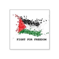 Fight For Freedom Sticker