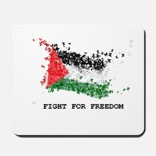 Fight For Freedom Mousepad