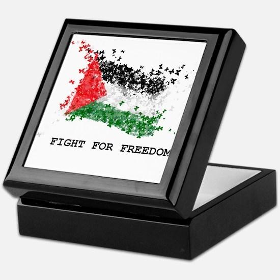 Fight For Freedom Keepsake Box