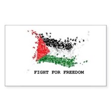 Fight For Freedom Decal