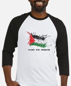Fight For Freedom Baseball Jersey