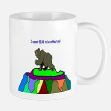 2013 Bear Need YOU Mug