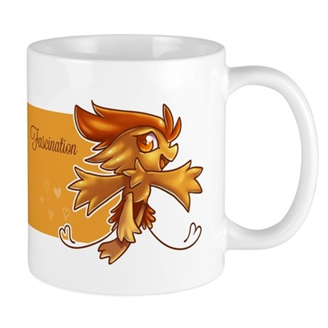 Rose Critter Fascination Mug