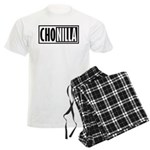 Chonilla Logo Plain Pajamas