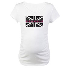 Geordie flag (Pink) Shirt