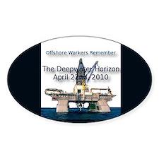 Remembering the Deepwater Horizon Bumper Stickers