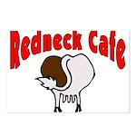 Redneck Cafe Postcards (Package of 8)