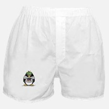 Poker Penguin Boxer Shorts