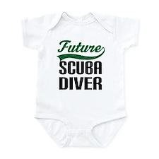 Future Scuba Diver Onesie