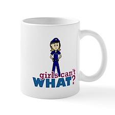 Police Woman Mug