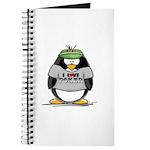 Love Poker Penguin Journal