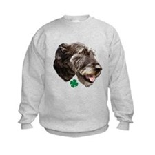irish wolfhound Sweatshirt