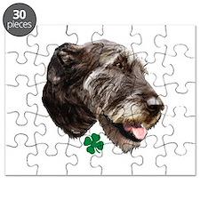 irish wolfhound Puzzle