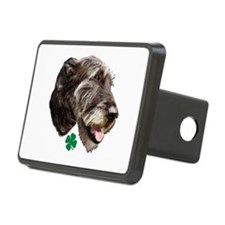 irish wolfhound Hitch Cover