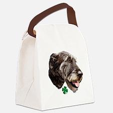 irish wolfhound Canvas Lunch Bag