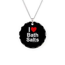 Bath Salts Necklace