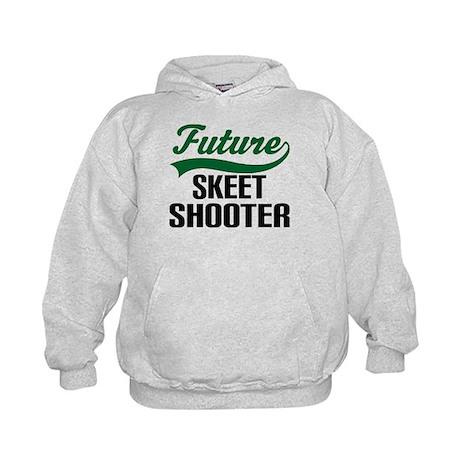 Future Skeet Shooter Kids Hoodie