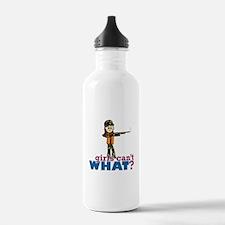 Girl Hunter Water Bottle