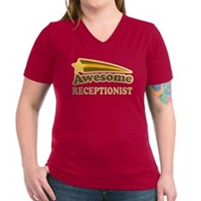 Awesome Receptionist Shirt