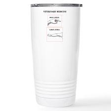 Unique Veterinarian Travel Mug