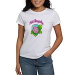 Pink Magnolia Women's T-Shirt