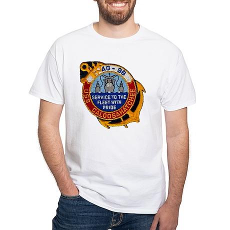USS CALOOSAHATCHEE Kids T-Shirt